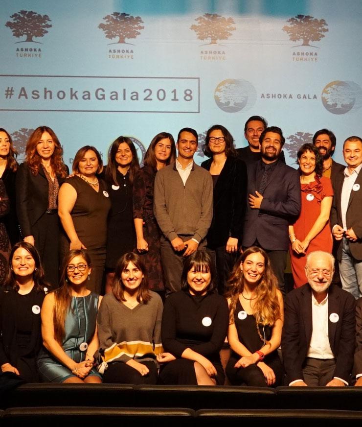 Ashoka Fellowship 2018: Mesut Keskin